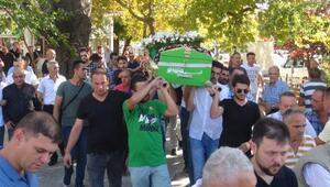 Banvit Basketbolun başkanı Özkan Kılıç'ın acı günü