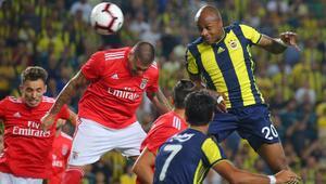 Fenerbahçe Benfica maçının geniş özeti ve golleri.. Devler Ligine veda