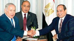Netanyahu'dan Kahire'ye 'çok gizli' ziyaret