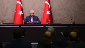 Meclis Başkanı Yıldırım, KKTCye gitti