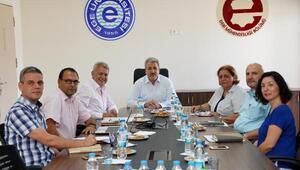 EÜ Deri Mühendisliğinden 1 milyon euroluk AB projesi
