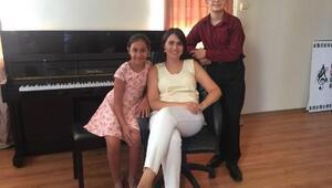 Piyano dahilerine Rusyadan özel davet