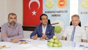 Korkuteli Karyağdı armudunun hedefi uluslararası pazar