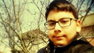 14 yaşındaki Samed, motosiklet kazasında öldü
