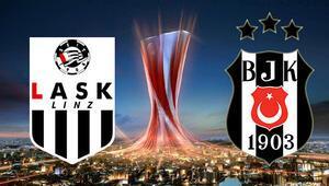 LASK Linz Beşiktaş maçı hangi kanalda saat kaçta canlı olarak yayınlanacak Yayın bilgisi belli oldu mu