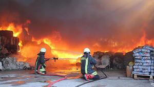 Gaziantep'te fabrika yangını: 2 işçi öldü