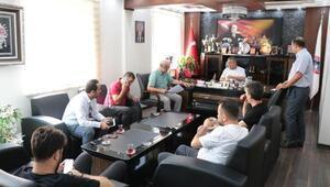 Kırşehirde oda başkanlarından döviz bozdurun çağrısı