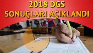 DGS sonuçları açıklandı DGS tercihleri ne zaman başlıyor