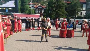 Nallıhan'da festival coşkusu başladı