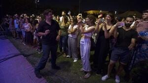 Baba Zula, İzmirde konser verdi