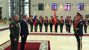 Son dakika Bakan Akar ve MİT Başkanı Fidan Rusyada