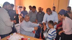 İmece Köyde 2 bin 500 çocuğa bayramlık