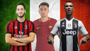 Özlemle beklenen Serie A sonunda başlıyor İlk hafta iddaada...