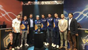 Mavi Sezon Şampiyonu 1907 Fenerbahçe oldu
