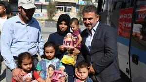 Esenyurt'ta 3 bin Suriyeli bayram öncesi vatanlarına döndü