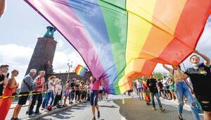 Gökkuşağının tüm  renklerine açık şehir: Stockholm