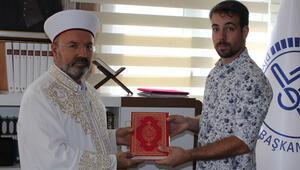 Fransız Thibault Yann, Türk aşkı için İbrahim oldu