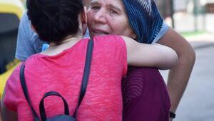 Kolundaki bilezikleri çalınan kadının gözyaşları