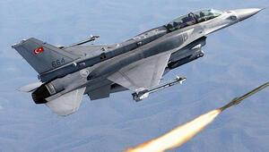F-16lar dün vurdu, bugün ele geçirildi