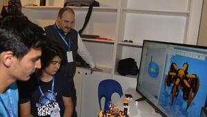 Teknoloji Bakanı 2600 metrede gökyüzü şenliğine katıldı