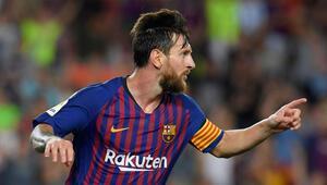 UEFAda yılın golü Lionel Messiden