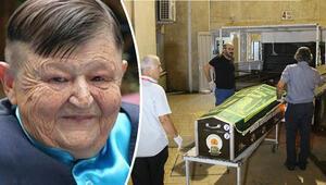 Şişko Nuri lakaplı sanatçı Sıtkı Sezgin hayatını kaybetti... Cenazesini huzurevi görevlileri teslim aldı