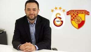 Uğur Melekeden Galatasaray-Göztepe maçına iddaa...