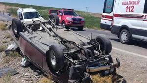 Arguvanda kaza: 3 yaralı