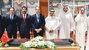 Katar'dan ilk 3 milyar dolar