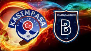 Kasımpaşa Medipol Başakşehir maçı ne zaman saat kaçta hangi kanalda