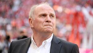 Bir devir sona erdi Bayernde Hoeness başkanlığı bıraktı...