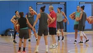 A Milli Kadın Basketbol Takımı, Slovenya kampını tamamladı