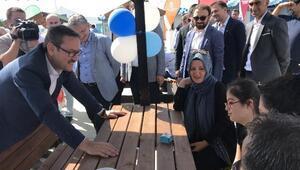 Başakşehir Belediye Başkanı vatandaşla bayramlaştı