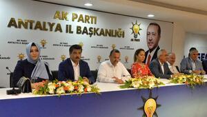 Ak Partili Taştan CHP il başkanına: Muratpaşayı sizden alacağız