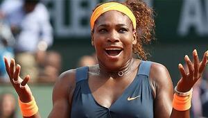 Serena Williams en çok kazanan kadın sporcu oldu