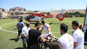 Minibüse çarpan motosikletteki Serkan öldü, ağabeyi Doğukan ağır yaralı
