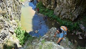 Kunav Mağarası ziyarete açıldı