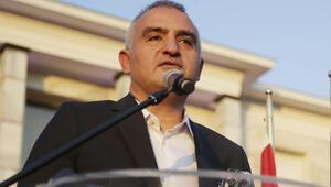 Kültür ve Turizm Bakanı: Üzülerek okudum, izin vermeyeceğiz