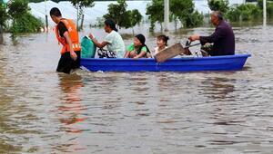 Çinde Rumbia tayfununda ölenlerin sayısı artıyor, çok sayıda kayıp var