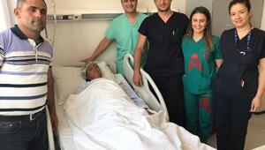 Ege Üniversitesi Hastanesinde bayramda 5 hastaya nakil