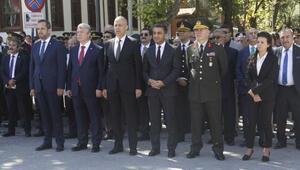 Atatürkün Çankırıya gelişinin 93üncü yıl dönümü kutlandı