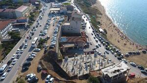 Mutlu şehir Sinopta tatilci patlaması