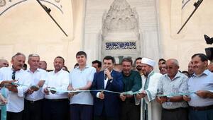 Çelebi Sultan Mehmed Camii açıldı