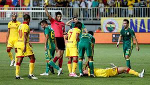 Göztepe, Fenerbahçe karşısında ilk peşinde