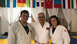 Ay-Yıldızlı judokalar Dünya Gençlik Olimpiyat Oyunlarına hazırlanıyor