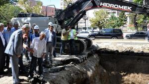 Başkan Tuna: Ameliyatı Ankaramızın su baskınlarından kurtulması için yapıyoruz