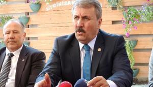 Destici: Yunanistan zeytin dalını hak etmiyor