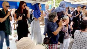 Toron Karacaoğlu Altınoluk'ta son yolculuğuna uğurlandı