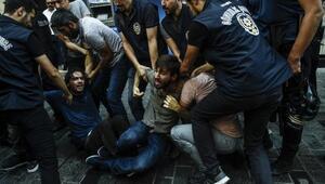 Ek Fotoğraflar // Cumartesi Anneleri eylemine polis müdahalesi
