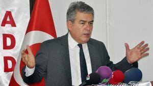 ADD Genel Başkanı Batum: Hiçbir siyasi partinin ne arka, ne ön bahçesiyiz